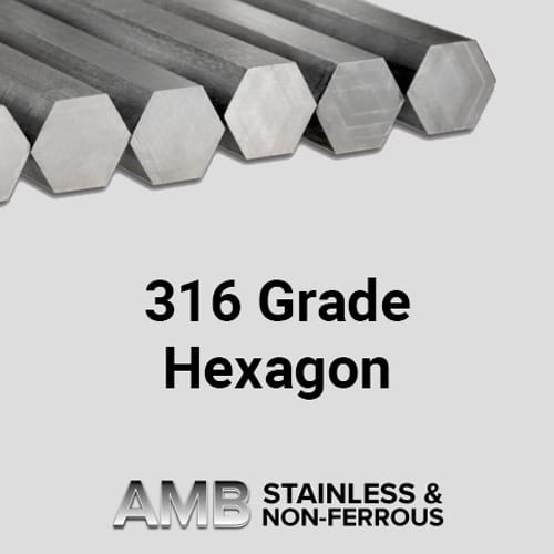 316 Grade Hexagon